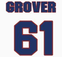 National baseball player Grover Hartley jersey 61 T-Shirt