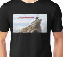 Climbing the Peak Unisex T-Shirt