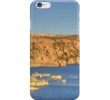 Watson Lake Moon iPhone Case/Skin