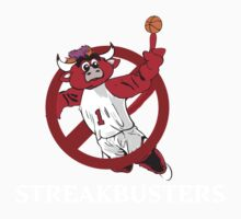 Chicago Bulls -- STREAKBUSTERS Kids Clothes