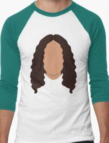 Weird Al - Minimalist Men's Baseball ¾ T-Shirt