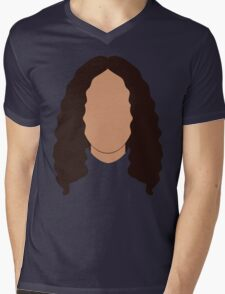 Weird Al - Minimalist Mens V-Neck T-Shirt