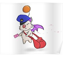 Moogle Mail for YOU! Poster