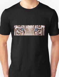 White Tiger Eyes T-shirt T-Shirt