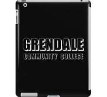 Greendale Community Funny Geek Nerd iPad Case/Skin