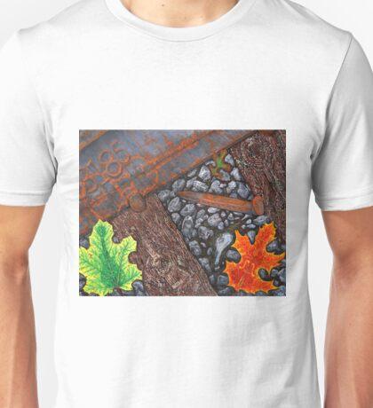 Bluegrass Railway (Hidden Instruments) T-Shirt