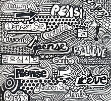 Denken Sie Traum Glauben Sie by Aleatha Singleton