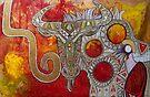 Enchanted Savanna by Lynnette Shelley