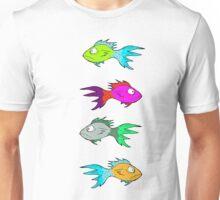 Neon Fish Unisex T-Shirt
