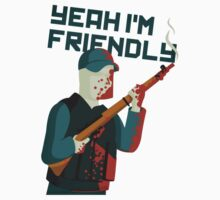 DayZ - Yeah I'm Friendly by fergenstein