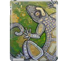 Dancing Gecko iPad Case/Skin
