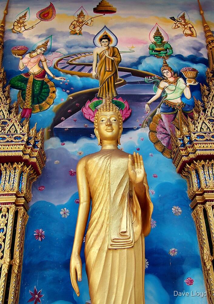 Temple Art by Dave Lloyd