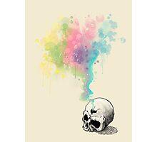 """Immortal Fate"" Watercolor series 4/5 Photographic Print"