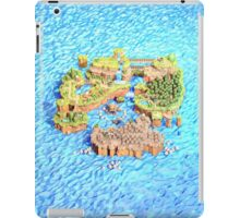 New Super Paper Mario World 3D Deluxe U iPad Case/Skin
