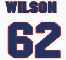 National baseball player Wilson Delgado jersey 62 by imsport