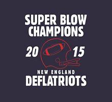 Deflate Gate - Vintage Deflatriots Super Blow Champions Unisex T-Shirt
