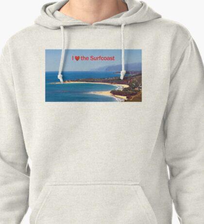 Surfcoast, Anglesea to Lorne Pullover Hoodie
