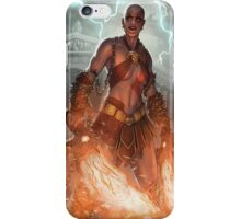 Female Kratos from God of War iPhone Case/Skin