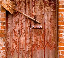 Door & Shovel by Kenart