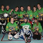 Rats Senior Bb Team Winter Season 2008 by Lilydale Rats Inline Hockey Club