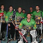 Rats Senior C Green Team Winter Season 2008 by Lilydale Rats Inline Hockey Club