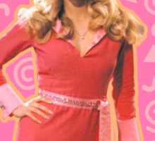 Elle Woods Frame Sticker