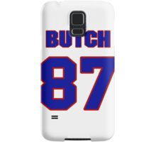 National football player Butch Rolle jersey 87 Samsung Galaxy Case/Skin