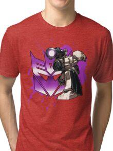 Peace through Tryanny Tri-blend T-Shirt