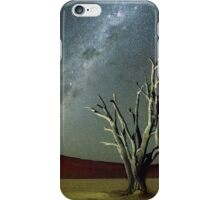 Under the Namibian Stars iPhone Case/Skin