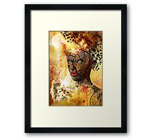 Pandoras box Framed Print