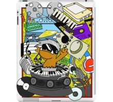 Beat Dumps iPad Case/Skin