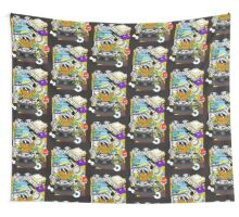 Beat Dumps Wall Tapestry