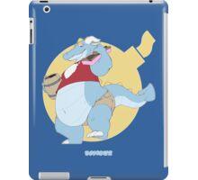 b0mbur gator iPad Case/Skin
