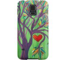 Where My Heart Resides Samsung Galaxy Case/Skin
