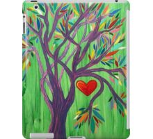Where My Heart Resides iPad Case/Skin