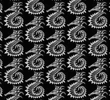 White-Zebra-Seahorse by rain-dogs