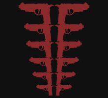 GUN RIB CAGE T-Shirt