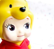 Cute Pooh by yessicanoica