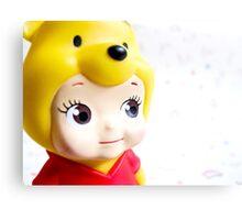 Cute Pooh Canvas Print