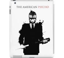 The American Psycho iPad Case/Skin