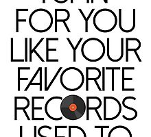 Favorite Record by stylinson