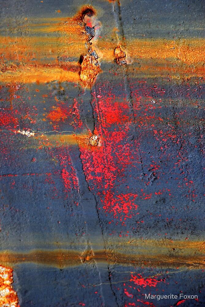 Exploding by Marguerite Foxon