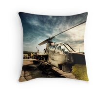 death from above 8 Throw Pillow