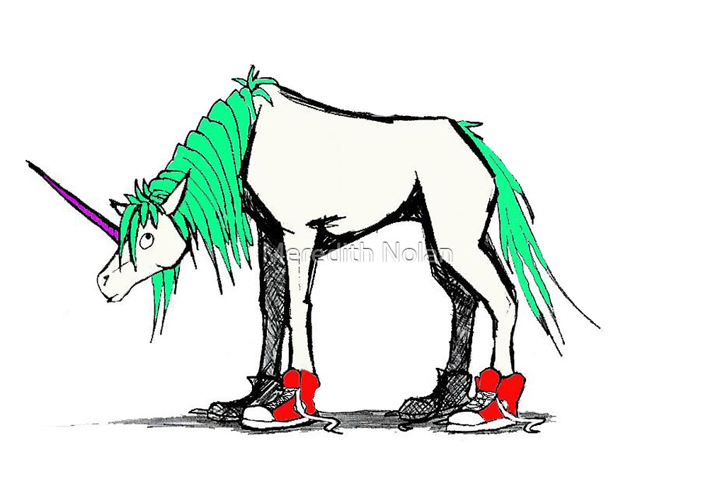 Unicorn  by Meredith Nolan