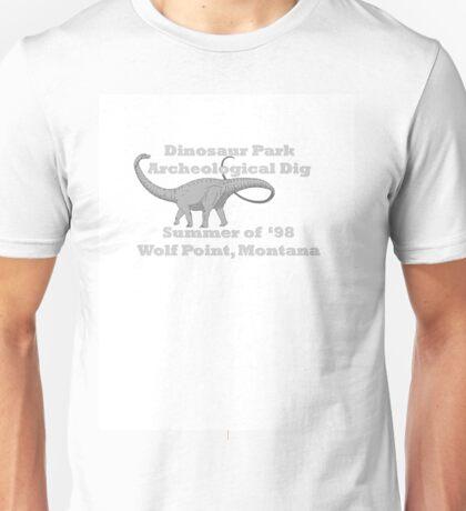 Dino Dig Unisex T-Shirt