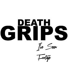DEATH GRIPS I've Seen Footage by Justin Ashby