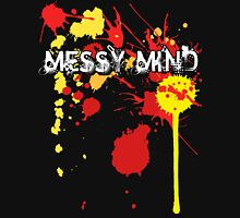 Messy mind Womens Fitted T-Shirt