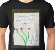In the Garden (like Yeats) #2 Unisex T-Shirt