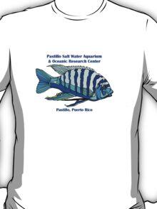 Pastillo Saltwater Aquarium & Oceanic Research Center T-Shirt