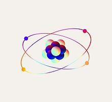 Boron - Element Art by FinlayMcNevin